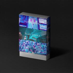 lightroom preset - cyberpunk japan - by natybtw